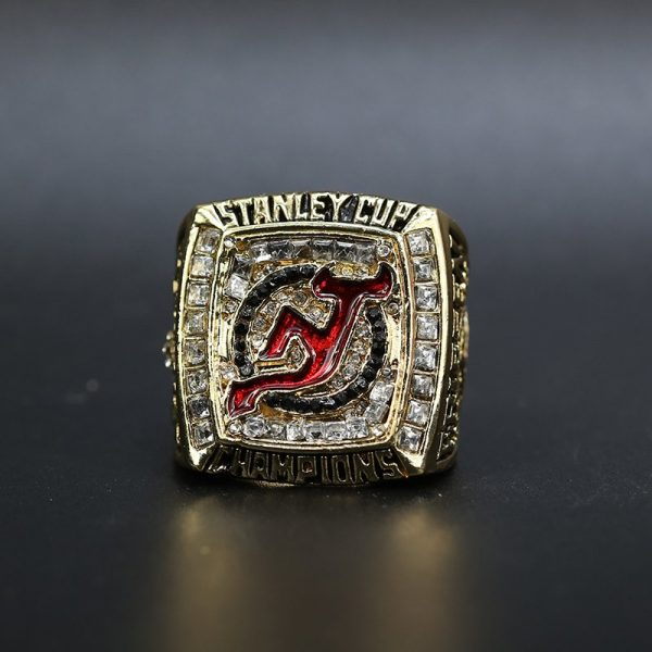 NHL New Jersey Devils  Stanley Cup Championship Ring 2003 Jeff Friesen