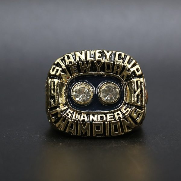 NHL New York Islanders  Stanley Cup Championship Ring 1981 Bryan Trottier