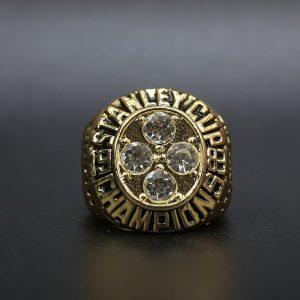 NHL New York Islanders  Stanley Cup Championship Ring 1983 Billy Smith
