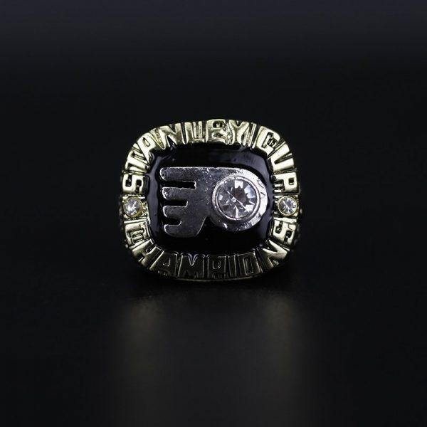 NHL Philadelphia Flyers  Stanley Cup Championship Ring 1974 Bobby Clarke