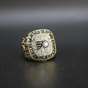 NHL Philadelphia Flyers  Stanley Cup Championship Ring 1975 Bobby Clarke