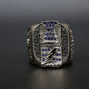 NHL tampa bay Lightning  Stanley Cup Championship Ring 2004 Brad Richards