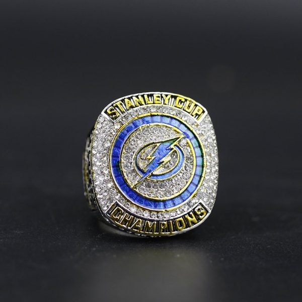 NHL tampa bay Lightning  Stanley Cup Championship Ring 2020 Victor Hedman