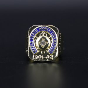 NHL Toronto Maple Leafs  Stanley Cup Championship Ring 1942 Turk Broda