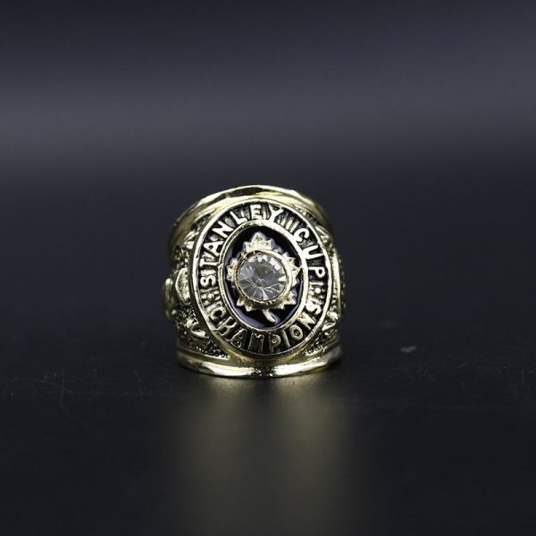 NHL Toronto Maple Leafs  Stanley Cup Championship Ring 1962