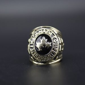 NHL Toronto Maple Leafs  Stanley Cup Championship Ring 1985