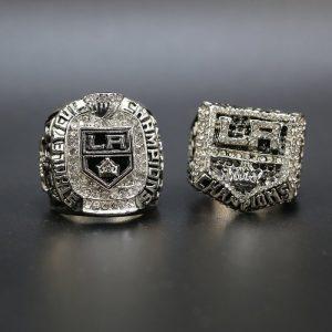 2 Set Championship Rings NHL Los Angeles Kings 2012-2014