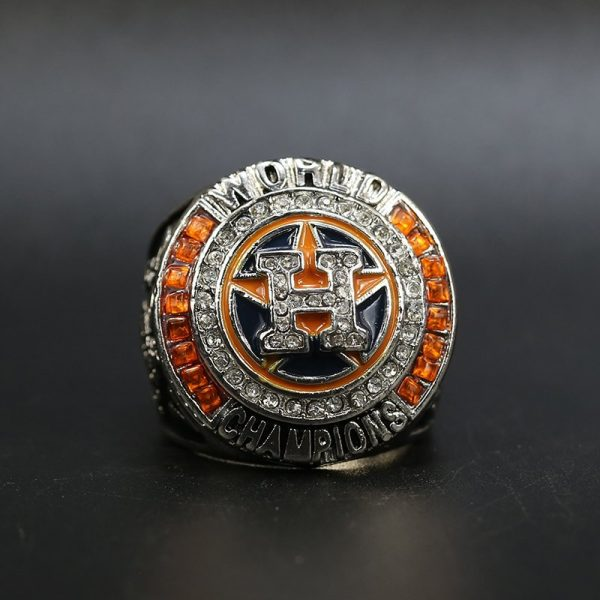 MLB World Series Championship Ring Houston Astros 2017 Jose Altuve