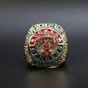 MLB World Series Championship Ring Texas Rangers 2011