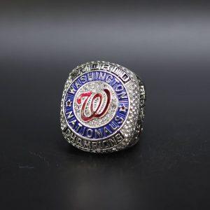 MLB World Series Championship Ring Washington Nationals 2019 Stephen Strasburg