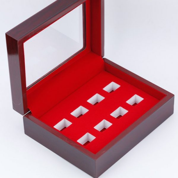 Multi Size Wood Boxes (Sell with Rings Only)