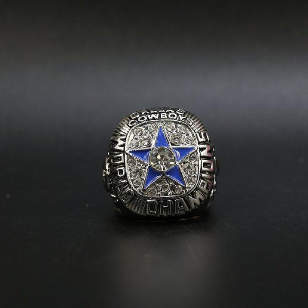NFL Championship Ring Dallas Cowboys 1971 Roger Staubach
