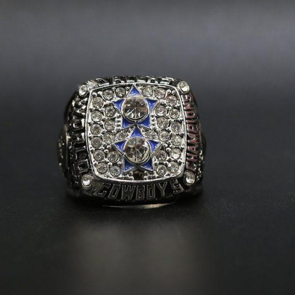 NFL Championship Ring Dallas Cowboys 1977 Roger Staubach