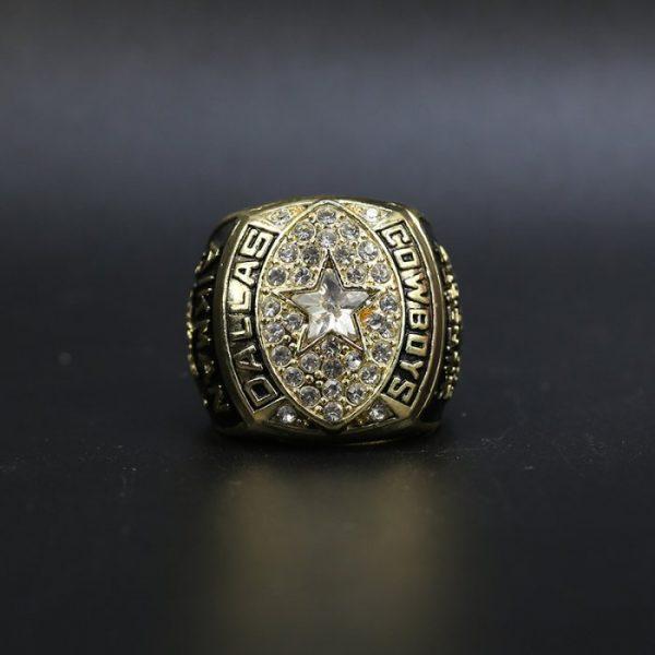 NFL Championship Ring Dallas Cowboys 1992 MVP Troy Aikman