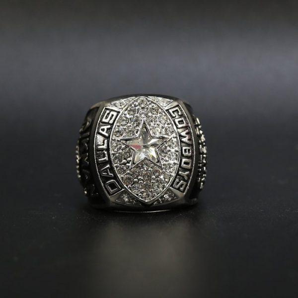 NFL Championship Ring Dallas Cowboys 1992 Troy Aikman