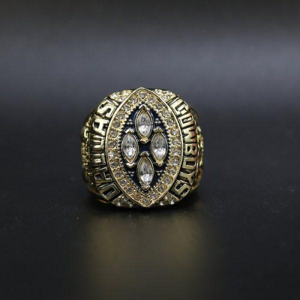 NFL Championship Ring Dallas Cowboys 1993 Michael Irvin