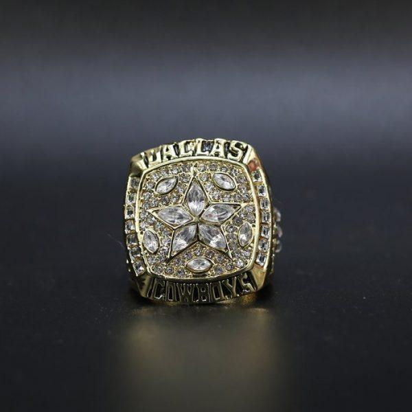 NFL Championship Ring Dallas Cowboys 1995 Troy Aikman