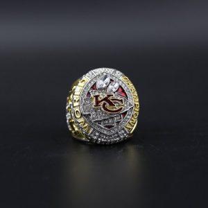 NFL Championship Ring Kansas City Chiefs 2019 Patrick Mahomes