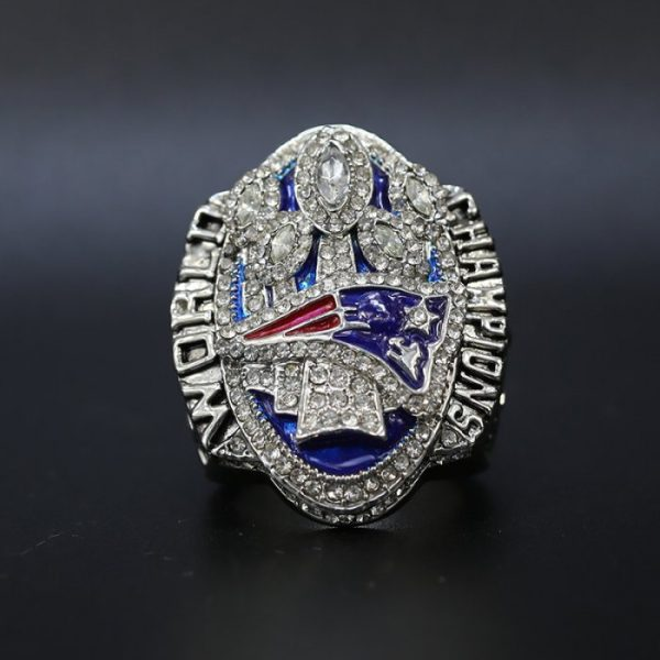NFL Championship Ring New England Patriots 2016 Tom Brady