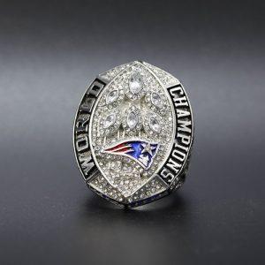 NFL Championship Ring New England Patriots 2018 Tom Brady
