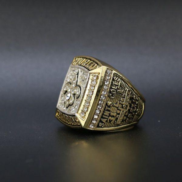 nfl-championship-ring-new-orleans-saints-2009-drew-brees