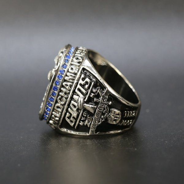 NFL Championship Ring New York Giants 2011 Eli Manning