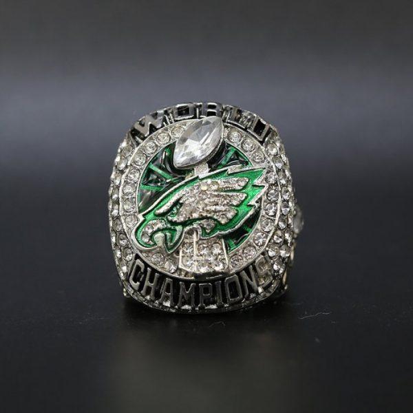 NFL Championship Ring Philadelphia Eagles 2017 Nick Foles