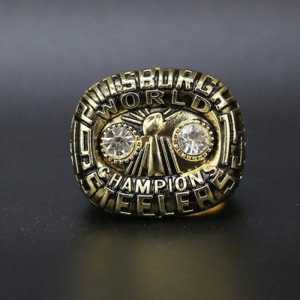 NFL Championship Ring Pittsburgh Steelers 1975 Franco Harris