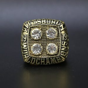 NFL Championship Ring Pittsburgh Steelers 1979 Terry Bradshaw