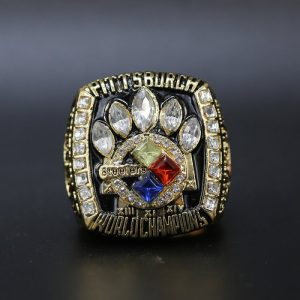 NFL Championship Ring Pittsburgh Steelers 2005 MVP Hines Ward
