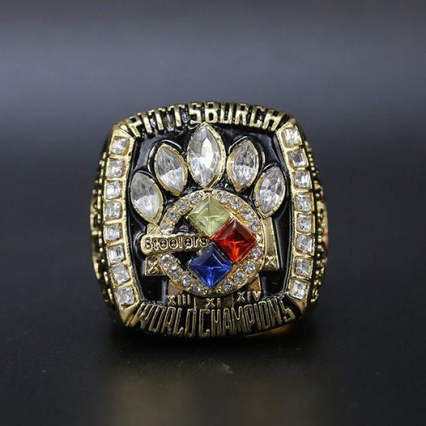 NFL Championship Ring Pittsburgh Steelers 2005 MVP Hines Ward