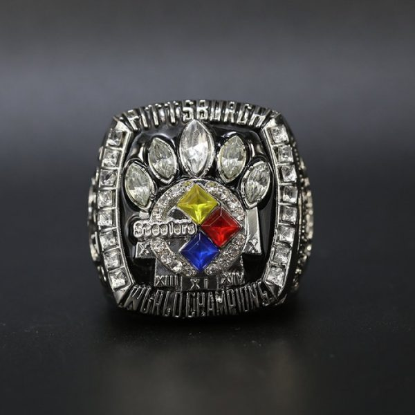 NFL Championship Ring Pittsburgh Steelers 2005 Hines Ward