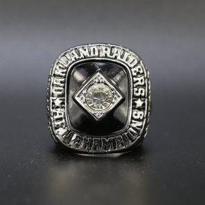 NFL Championship Ring Raiders 1967