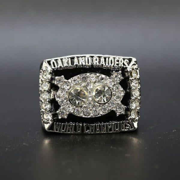 NFL Championship Ring Raiders 1980 Jim Plunkett