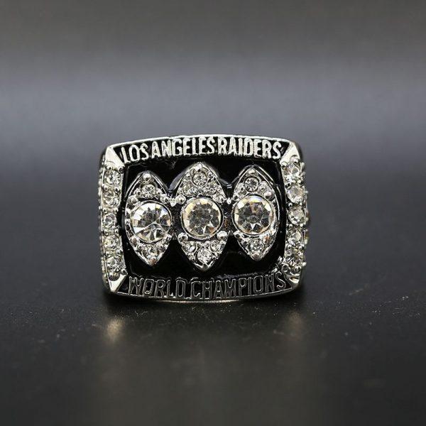 NFL Championship Ring Raiders 1983 Marcus Allen