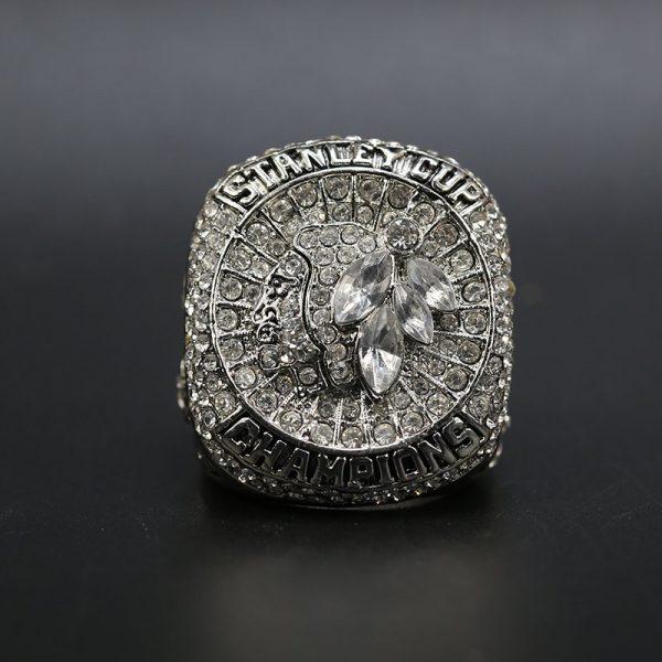 NHL Championship Ring Chicago Blackhawks 2015 Jonathan Toews