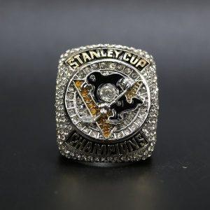 NHL Championship Ring Pittsburgh Penguins 2016 Sidney Crosby