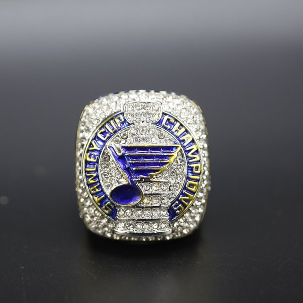 NHL Championship Ring St. Louis Blues 2019 Ryan O Reilly