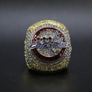 NHL Championship Ring Washington Capitals 2018 Alexander Ovechkin