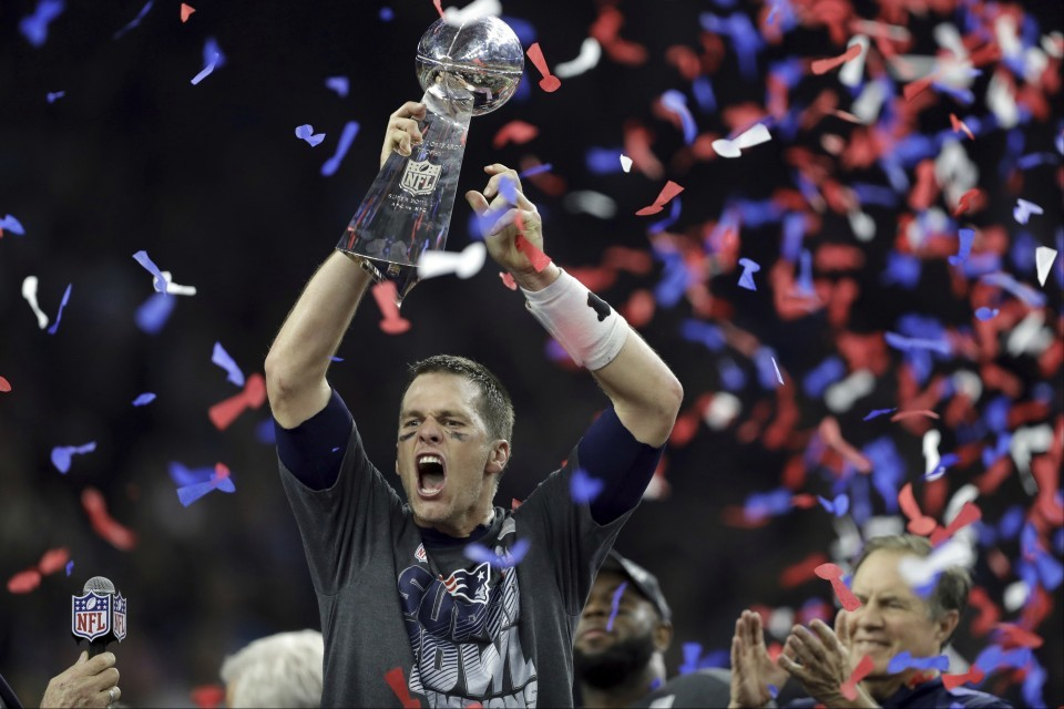 Tom Brady: Super Bowl Li