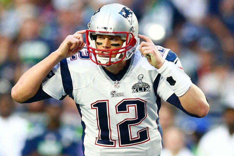 Tom Brady: Super Bowl XLIX