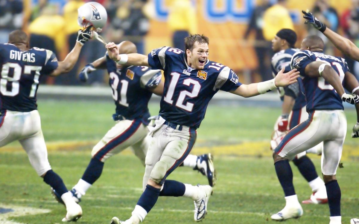 Tom Brady: Super Bowl XXXVIII