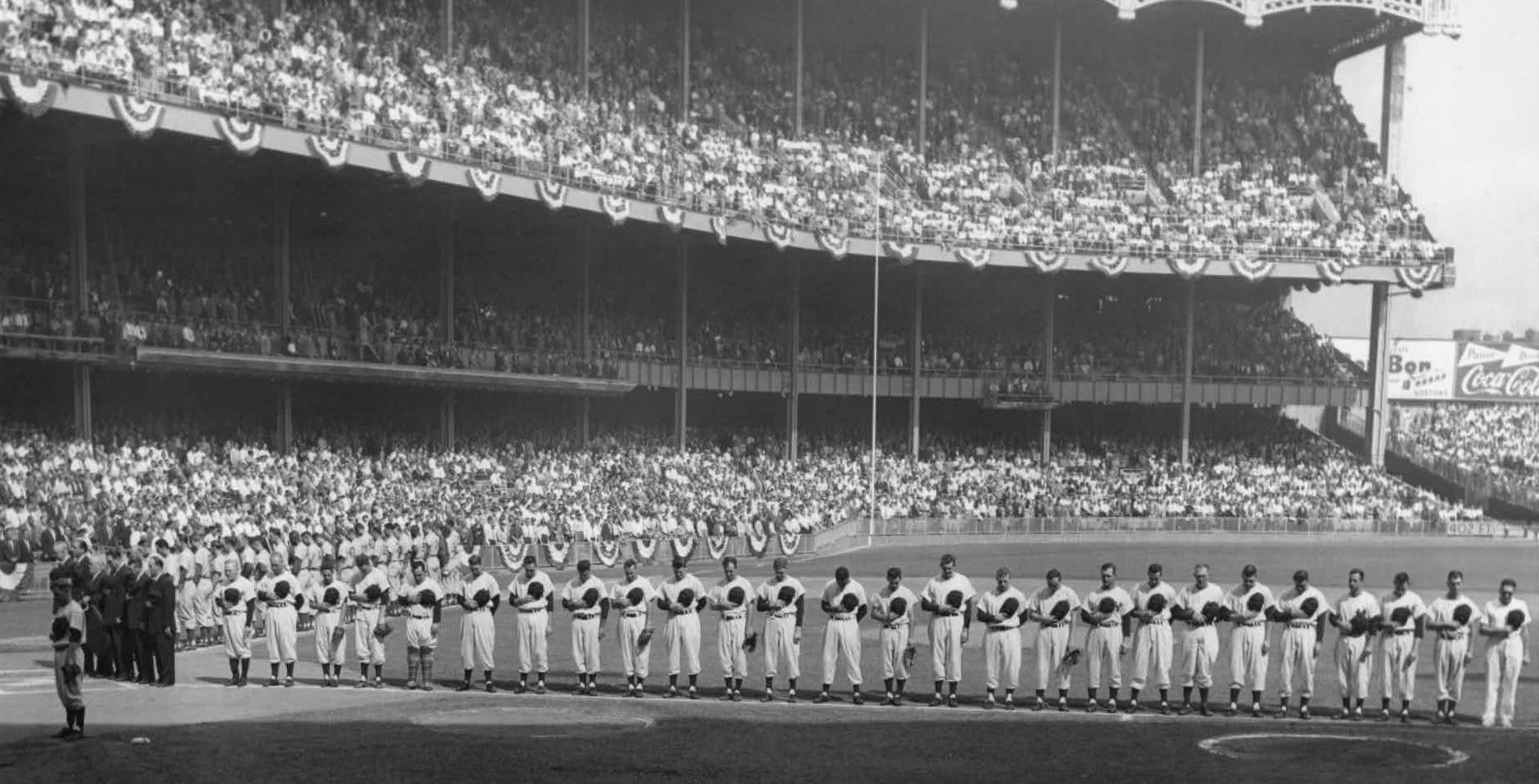 ankee Stadium, 1955 World Series