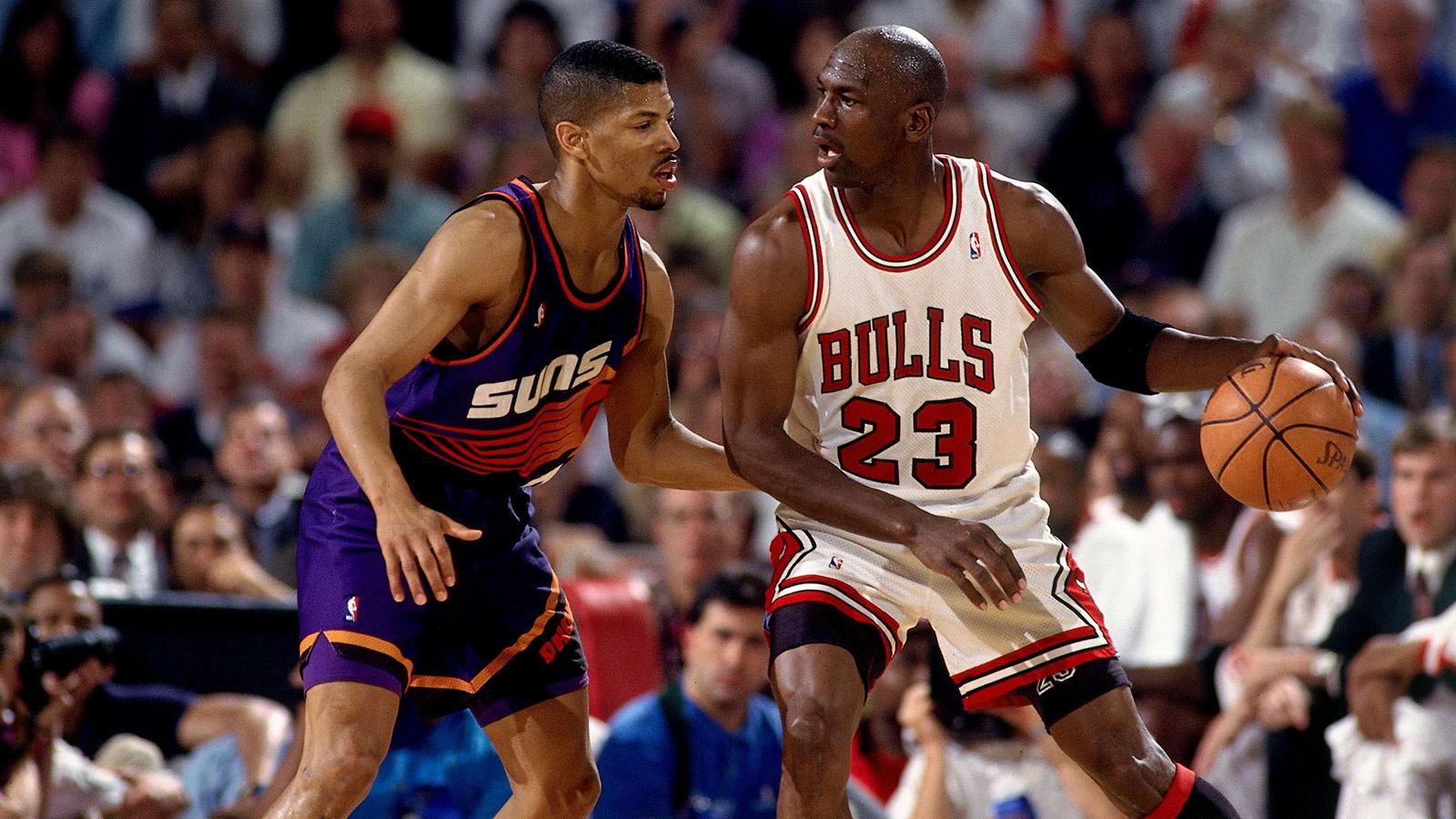 1993 NBA Finals: Bulls Vs Suns
