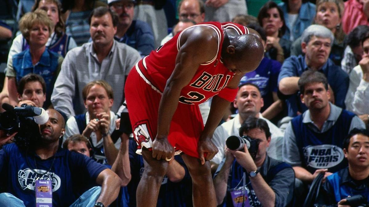 1997 NBA Finals: Bulls vs Jazz
