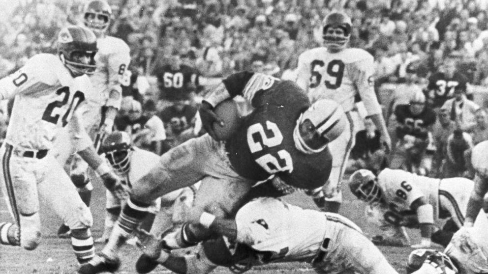 Green Bay Packers: Super Bowl I