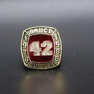 MLB Championship Ring Hall Of Fame Bruce Sutter 1976-1988