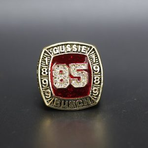 MLB Championship Ring Hall Of Fame Gussie Busch 1899-1989