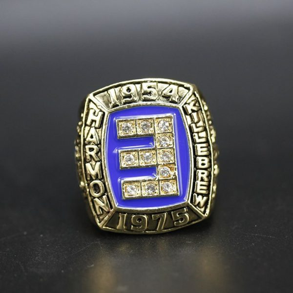 MLB Championship Ring Hall Of Fame Harmon Killebrew 1954-1975