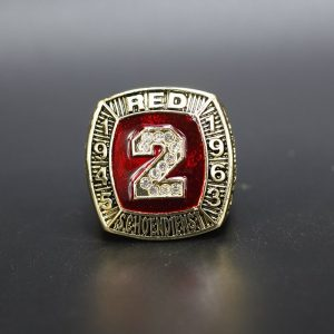 MLB Championship Ring Hall Of Fame Red Schoendienst 1945-1963